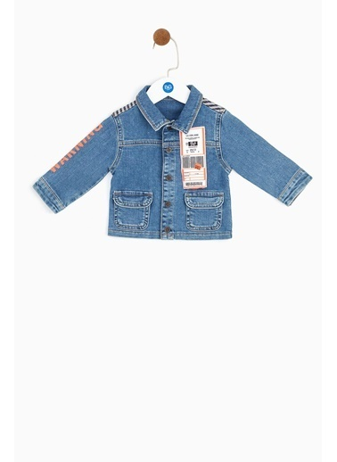 BG Baby Ceket Mavi